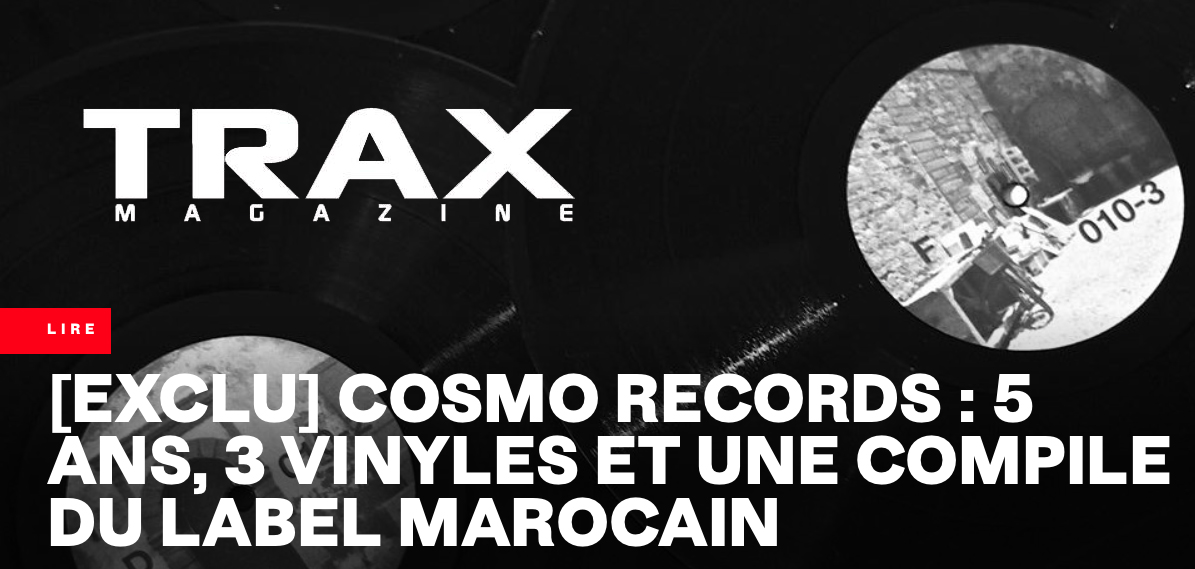 Trax Mag Cosmo